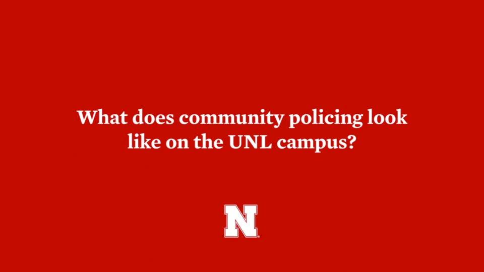 Hassan Ramzah: Community Policing