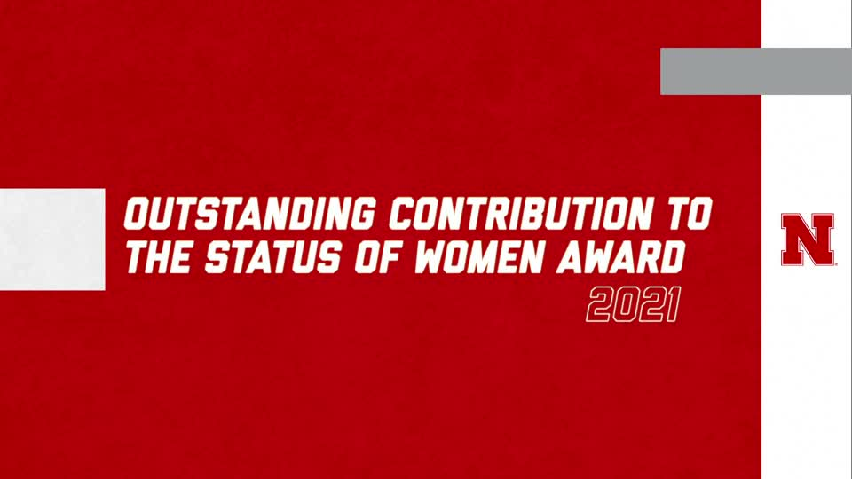 Jayde McWilliams | 2021 Chancellor's Commission on Status of Women Award