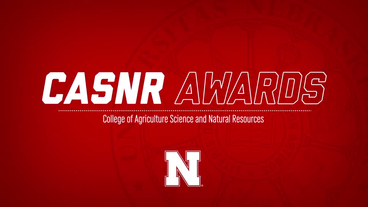 CASNR Awards 2021