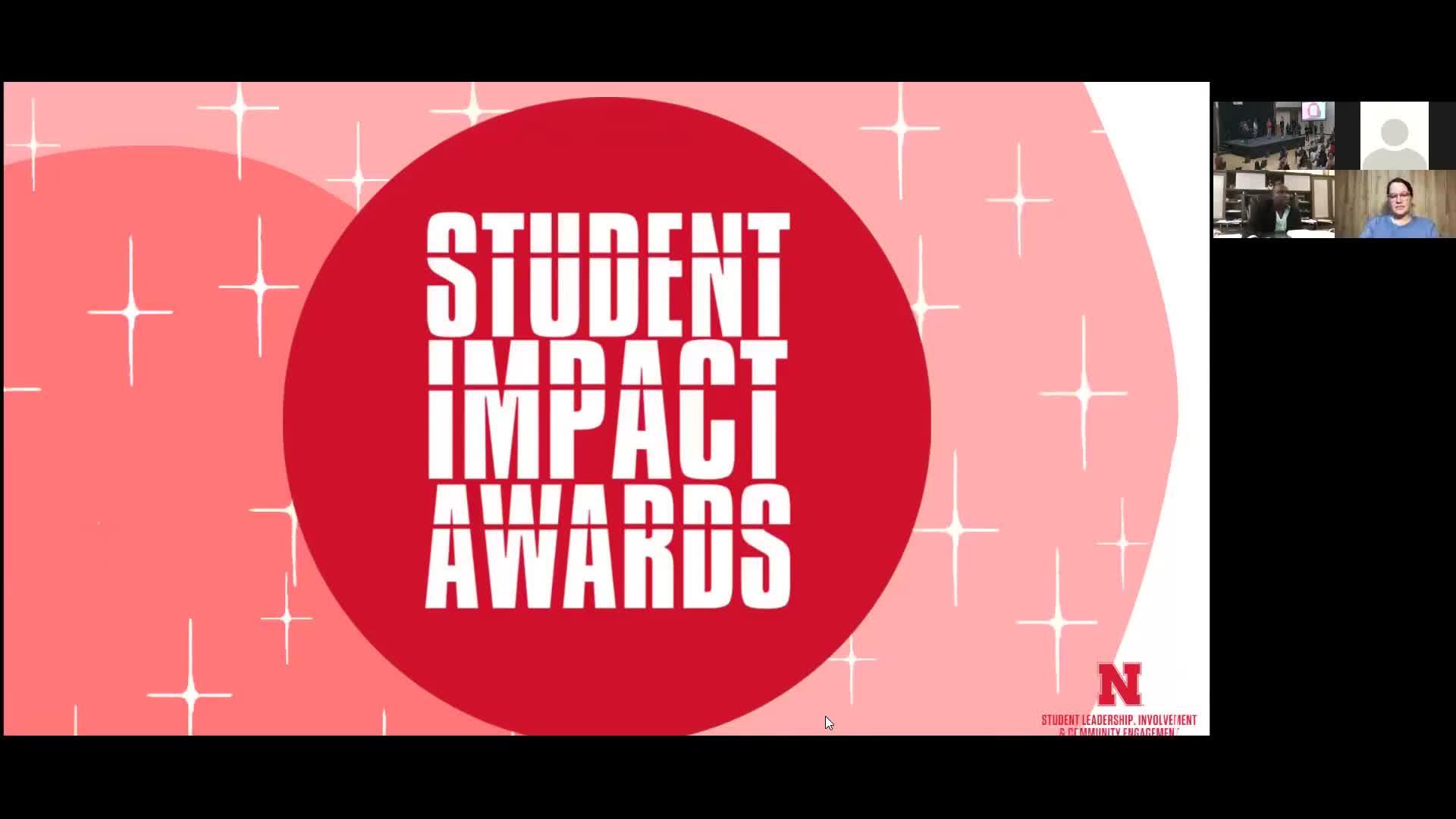 Student Impact Awards 2021