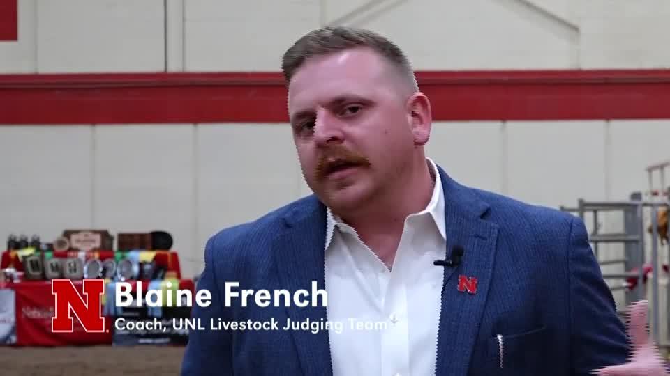 2020 UNL Livestock Judging Team