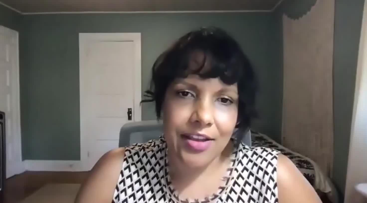 Sunita Jain Award - Jamaica Baldwin
