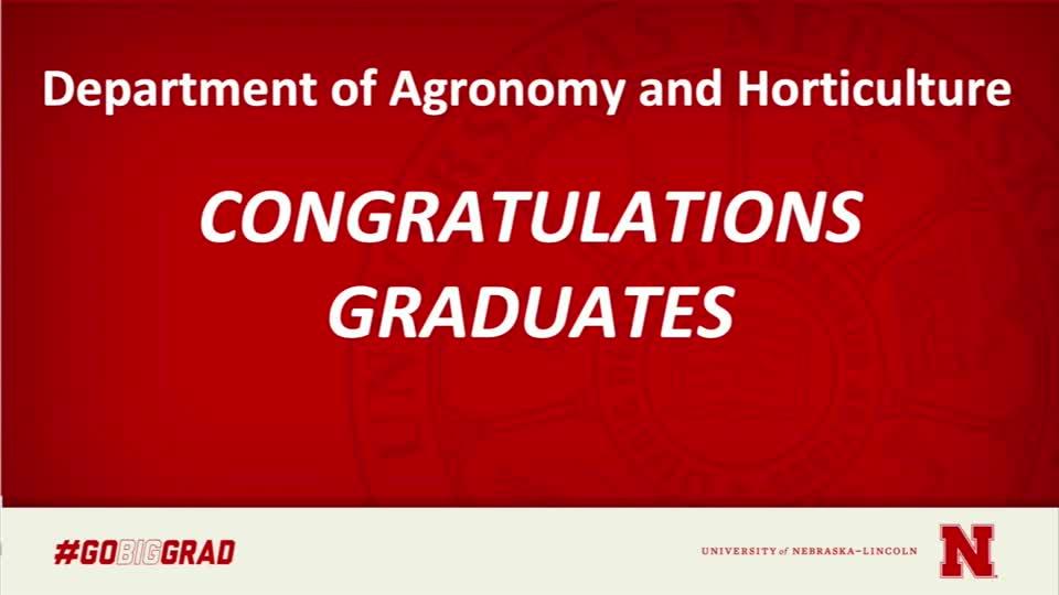 Salute to Spring Graduates 2021