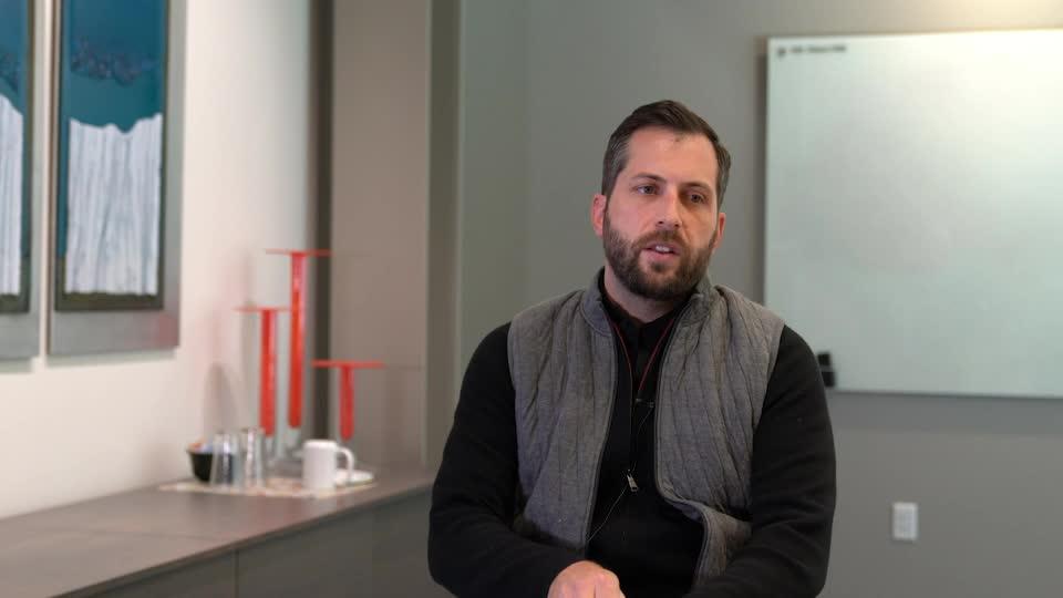 Master of Engineering Management (MEM): Ross Barron