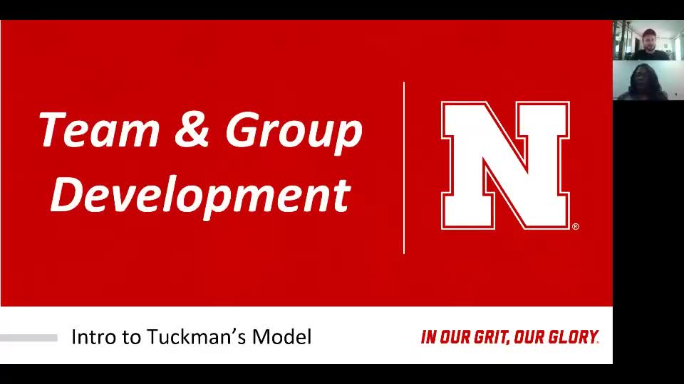 Group and Team Development