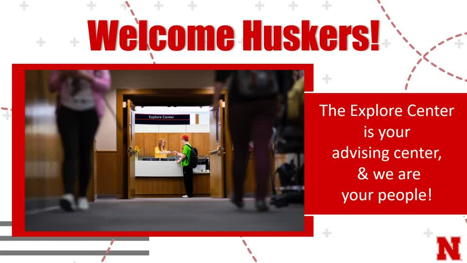 Explore Center New Student Enrollment
