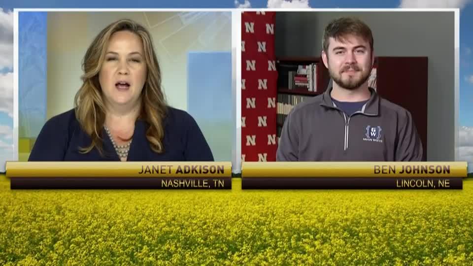 On RFD-TV: Ben Johnson