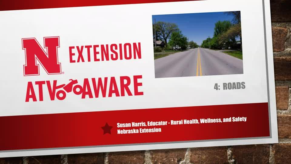 Driving on Roads - ATV Aware