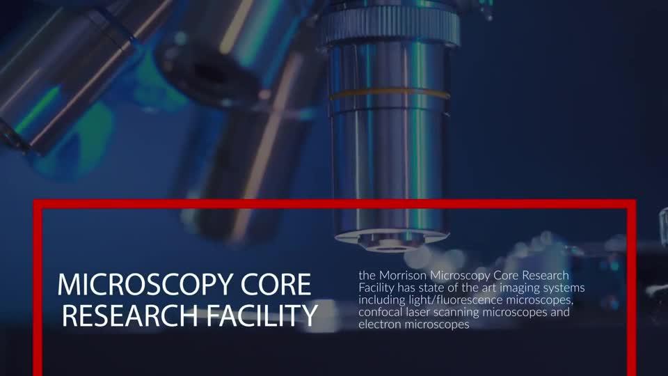 Morrison Microscopy Core Virtual Tour Video