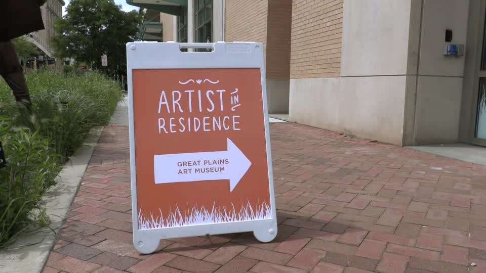 2020-20 Artist in Residence Kirsten Furlong: Week 1