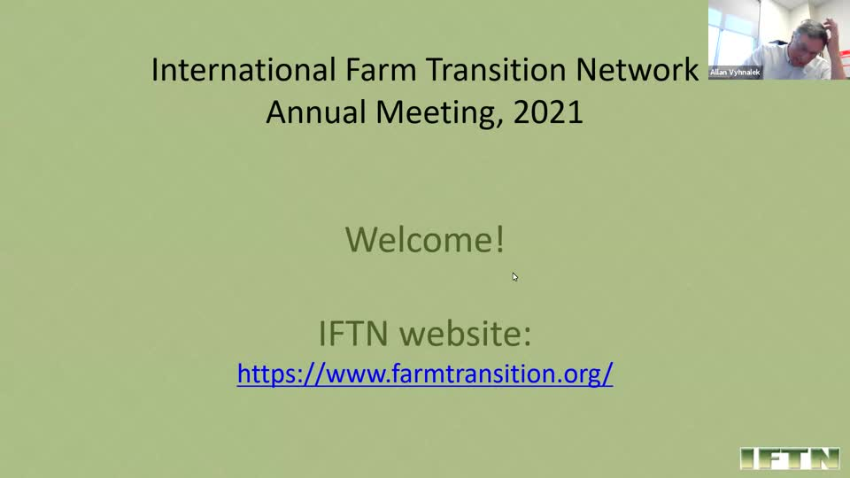 IFTN 2021 Virtual Conference Day 3