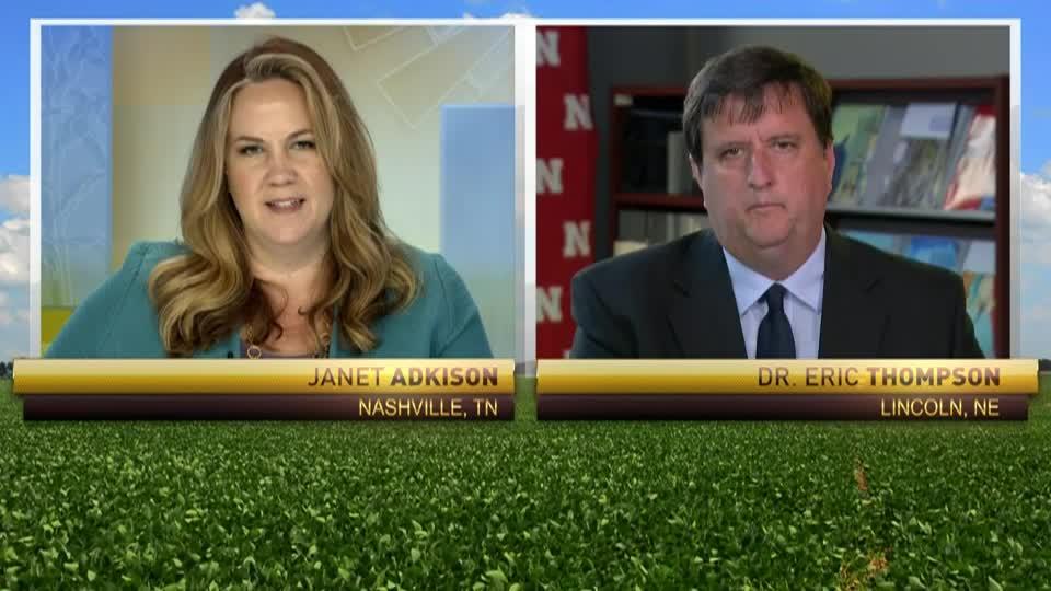 On RFD-TV: Eric Thompson