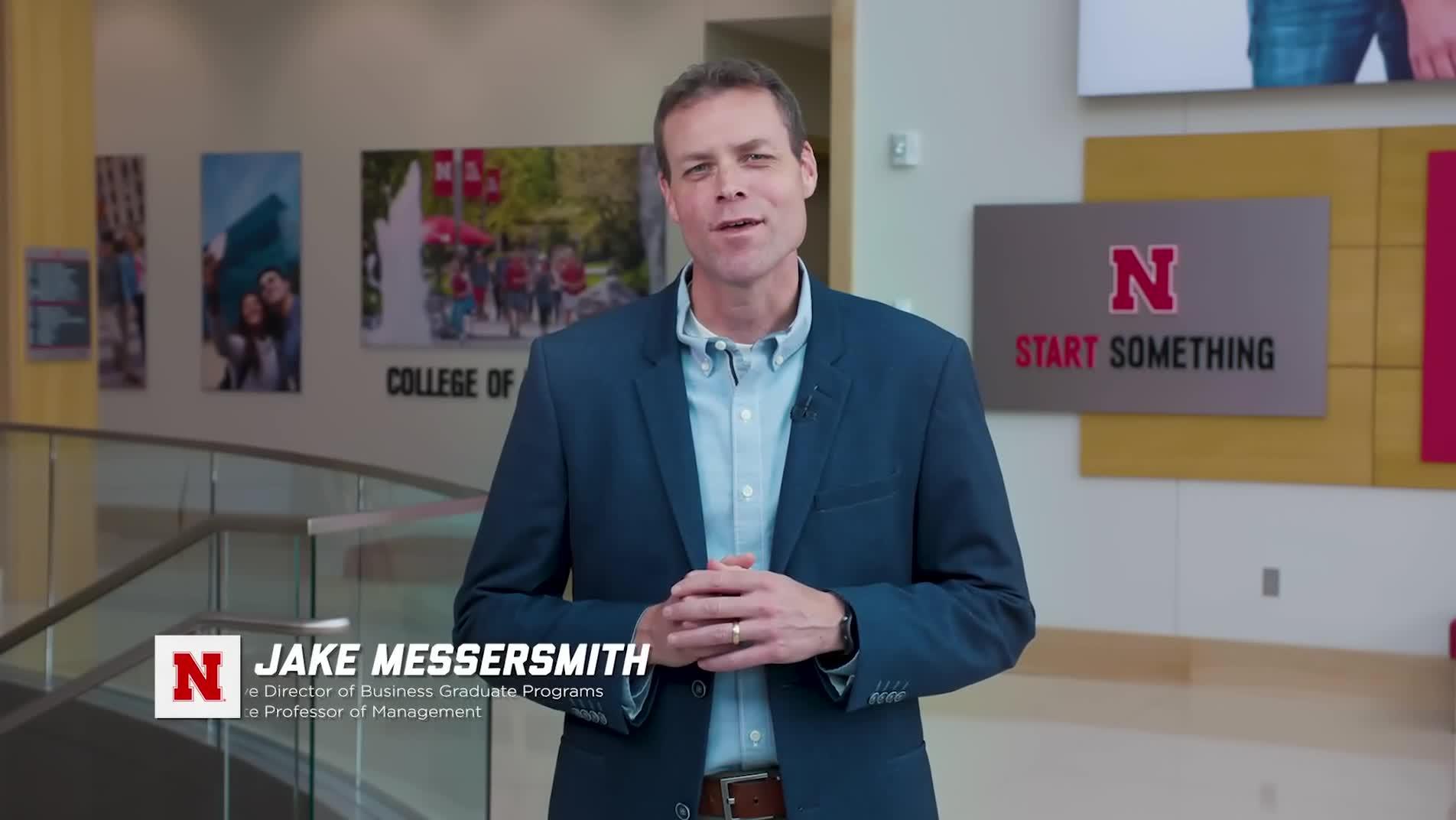 MBA@Nebraska – Graduate School of Banking