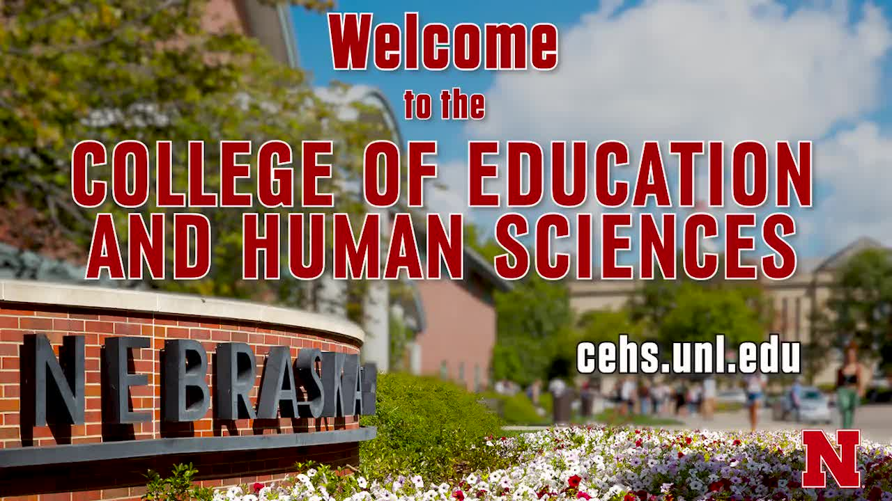 Welcome to the College of Education and Human Sciences with Dean Sherri Jones