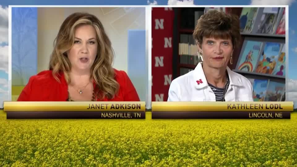 On RFD-TV: Kathleen Lodl | 4-H
