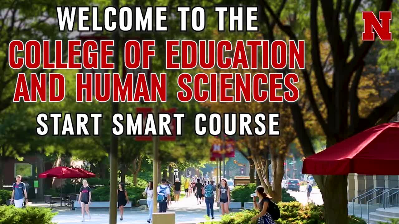 2021 Welcome to CEHS Start Smart Course