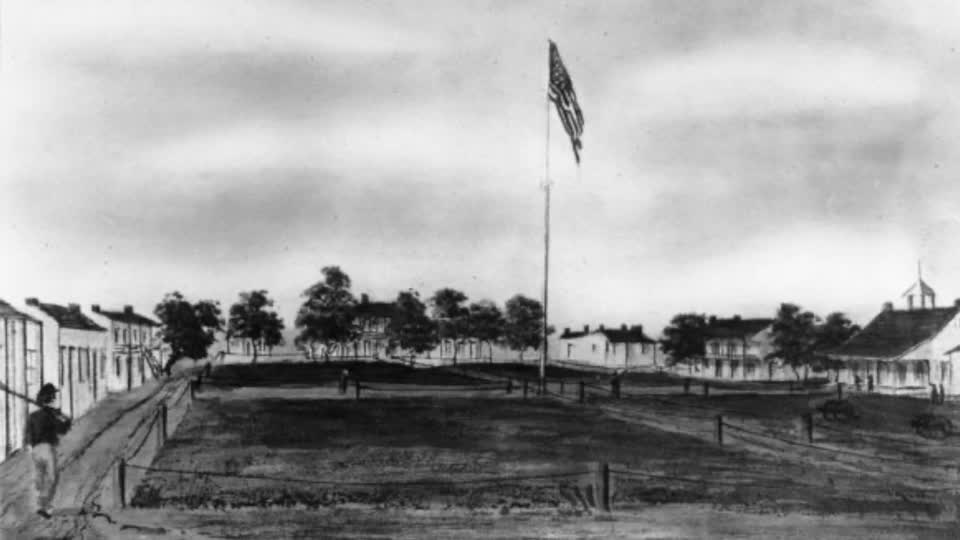 Mapping Historical Fort Kearny