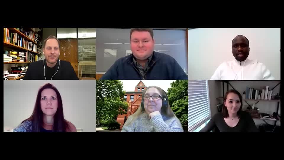 Architecture Alumni Panel