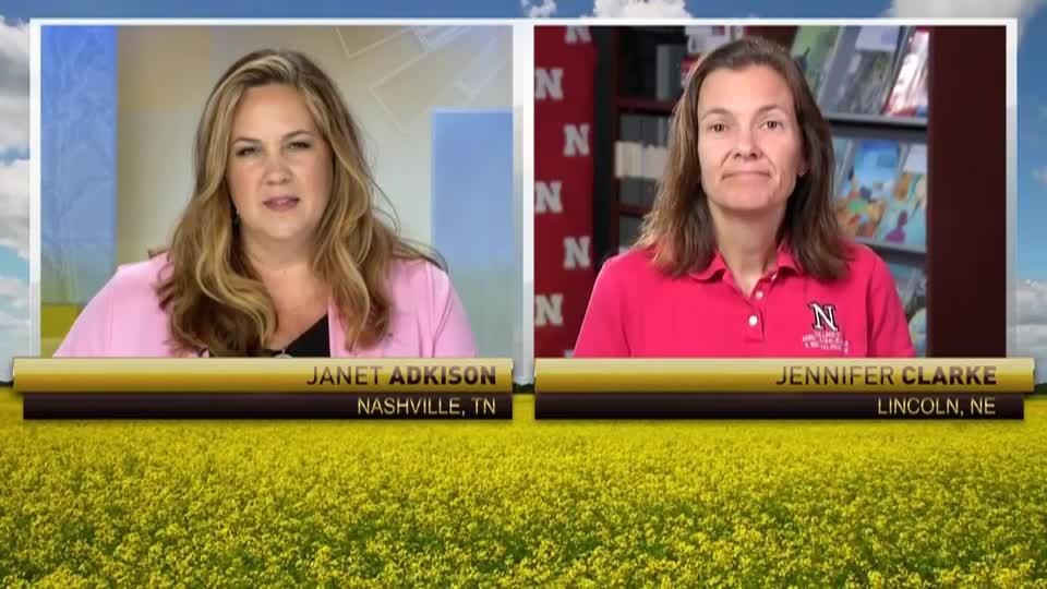 On RFD-TV: Jennifer Clarke