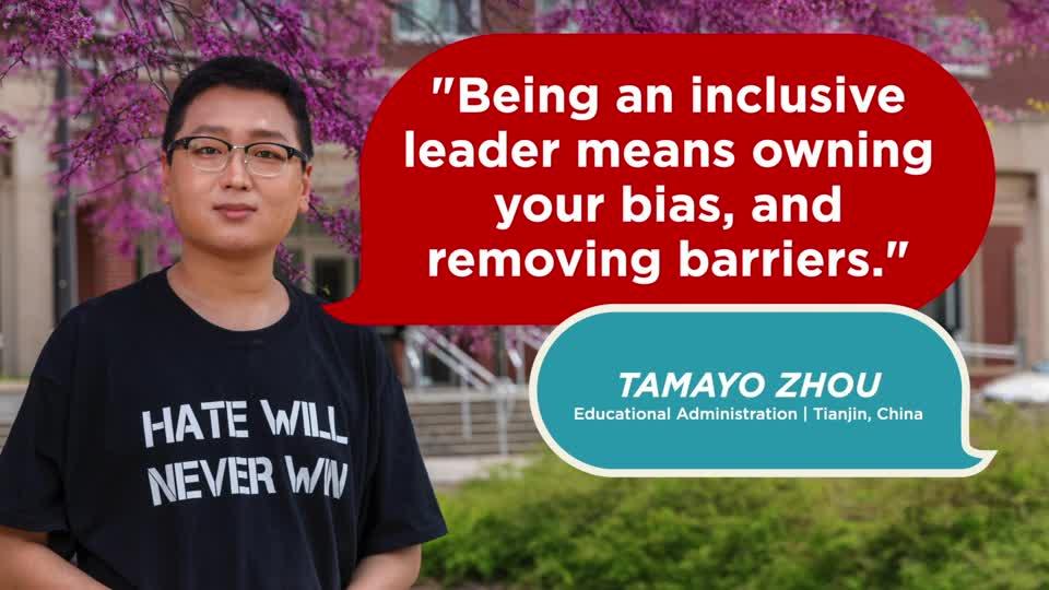 Husker Dialogues: Tamayo Zhou