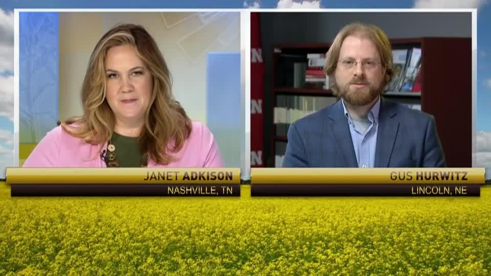 On RFD-TV: Gus Hurwitz