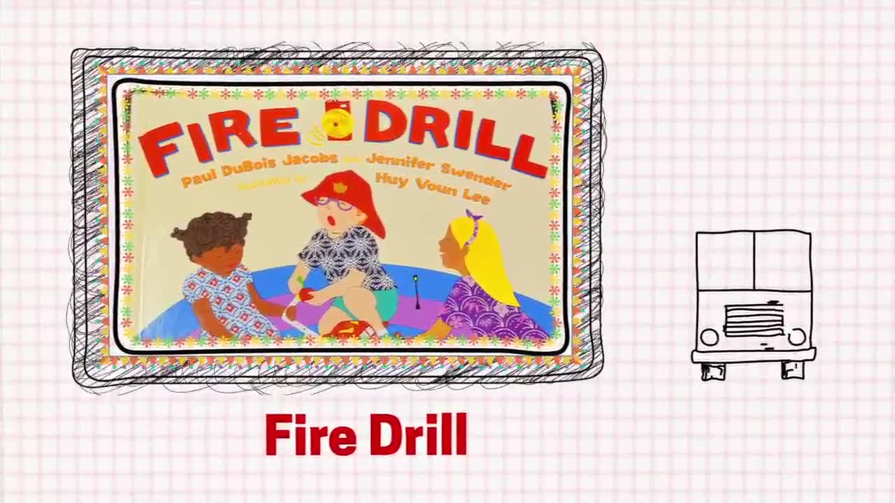 """Fire Station - Storybook """"Fire Drill"""""""