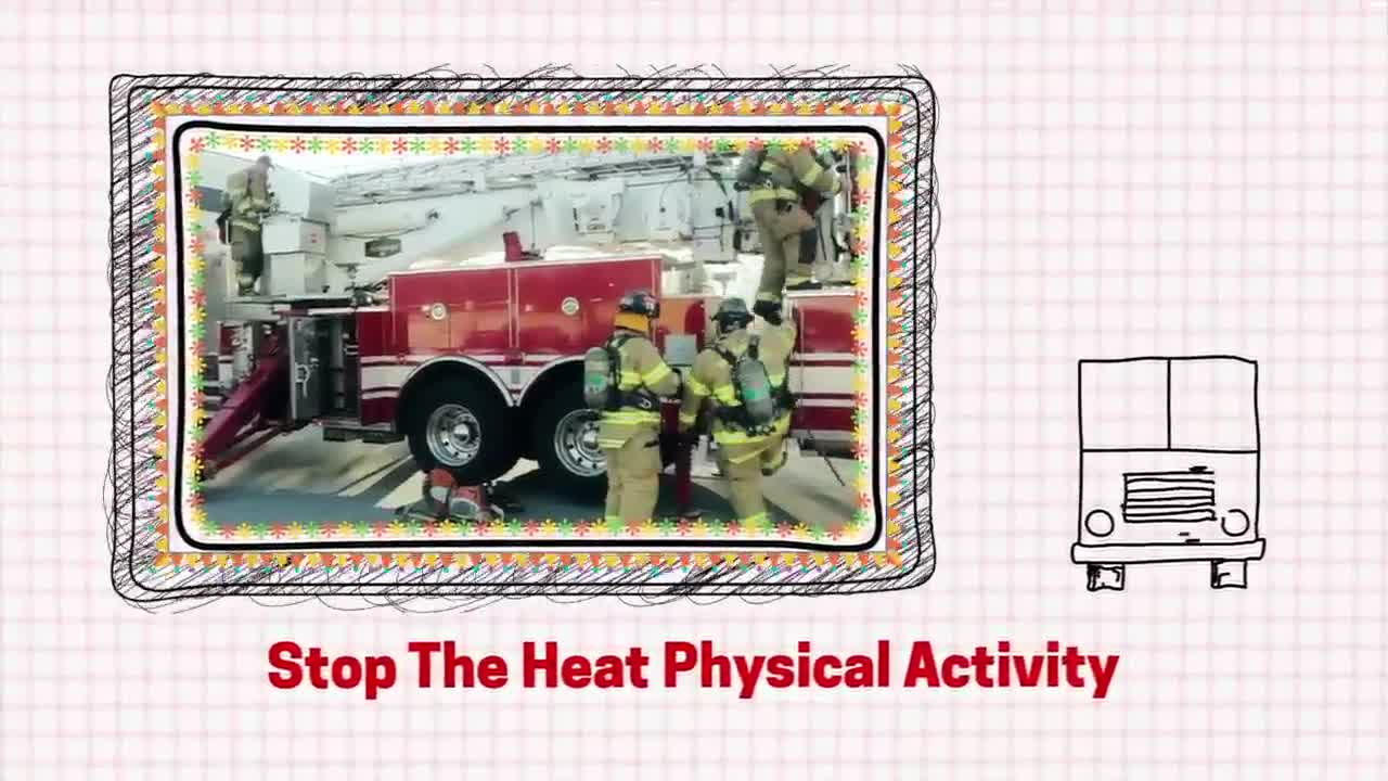 Fire Station Physical Activity