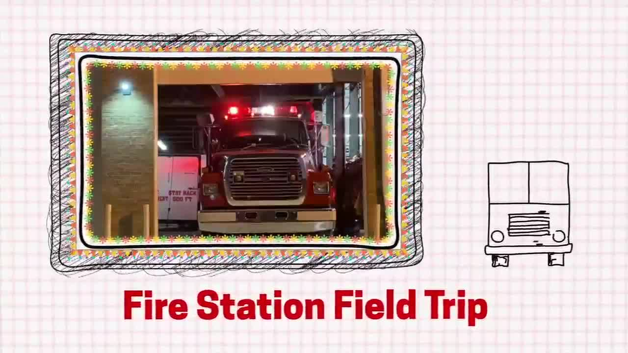 Fire Station Virtual Field Trip