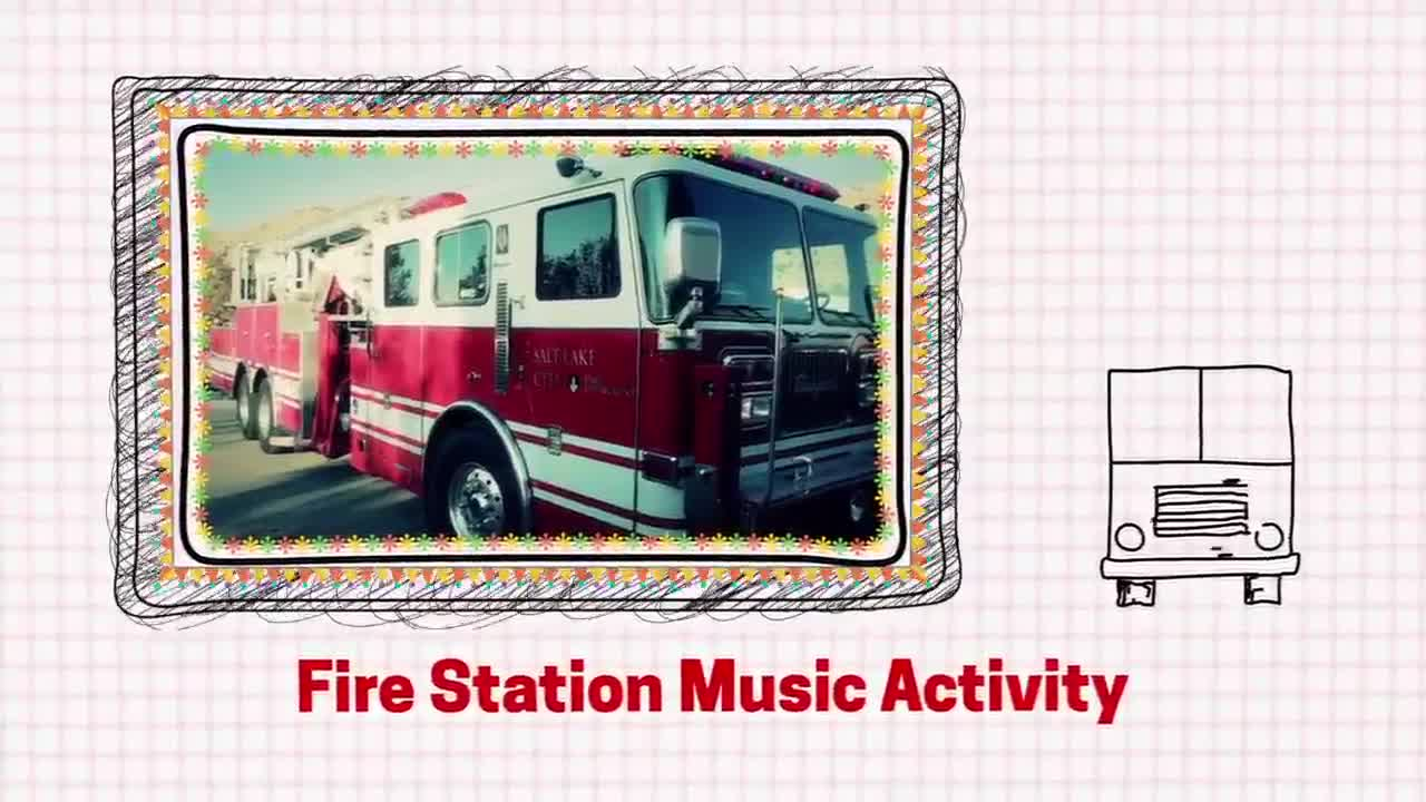 Fire Station Music Activity