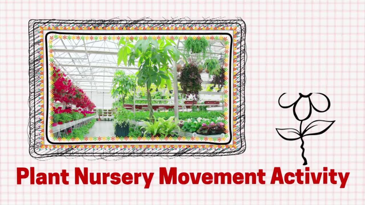 Nursery Physical Activity