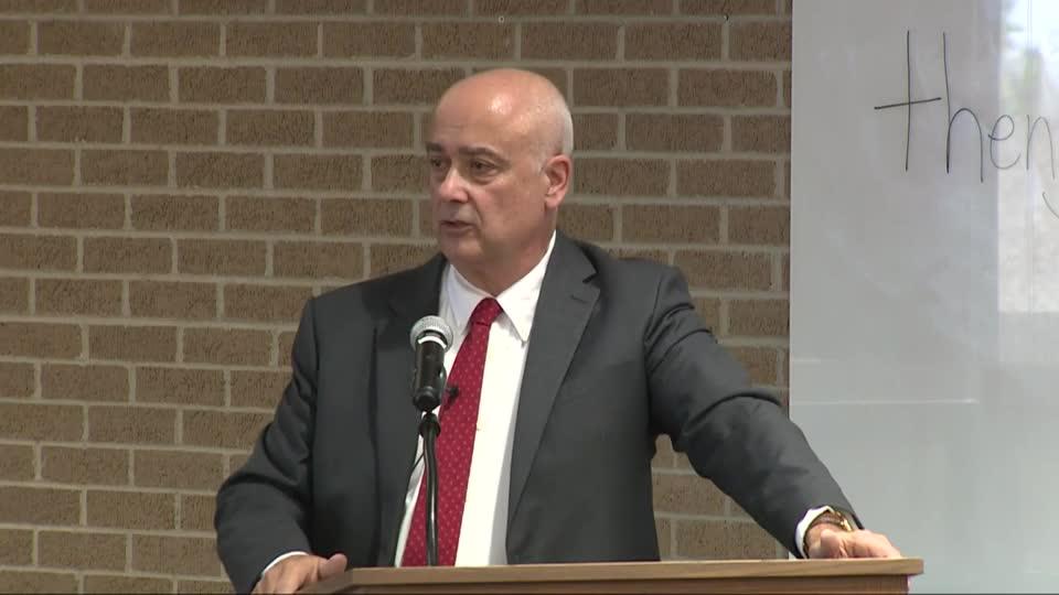 Charles Stoltenow Public Presentation: September 30, 2021