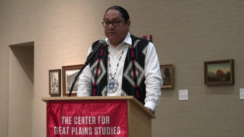 Dr. Leo Killsback: 2021 Stubbendieck Great Plains Distinguished Book Prize winner