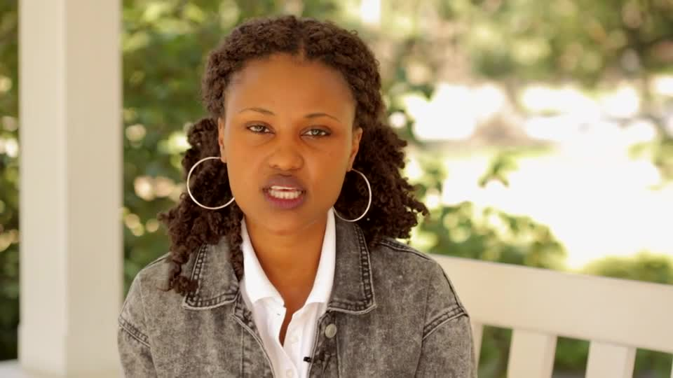 Student video story: Clare Umutoni