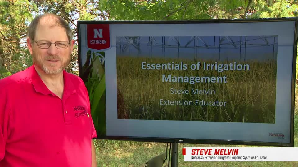 1 - 2021 South Central Ag Lab Field Day - Essentials of Irrigation Management