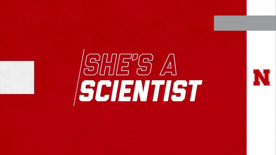 She's a Scientist: Katelyn Trammell
