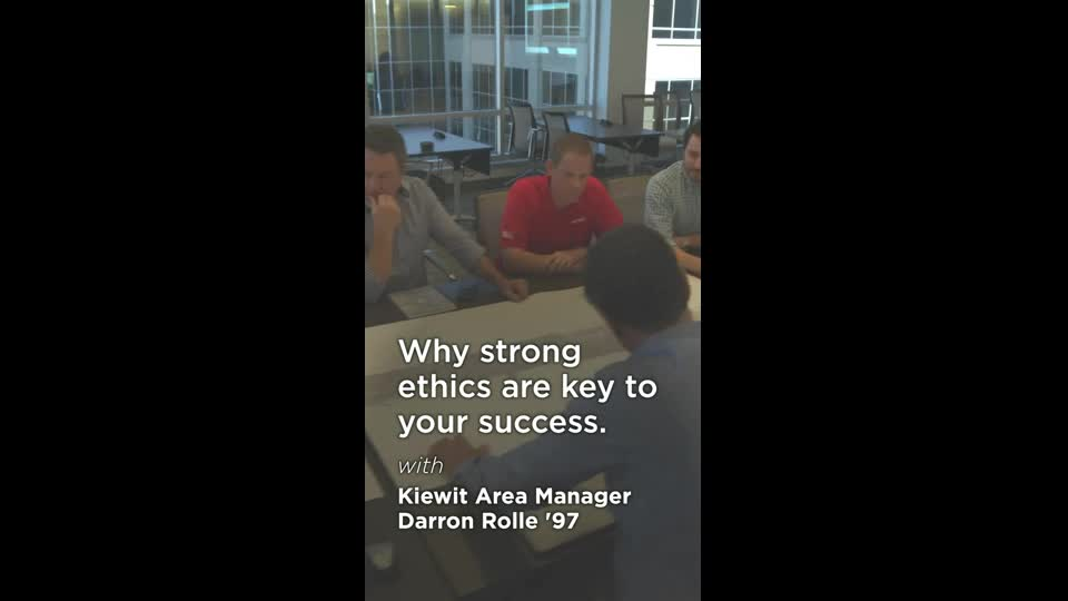 Why Strong Ethics are Key to Success