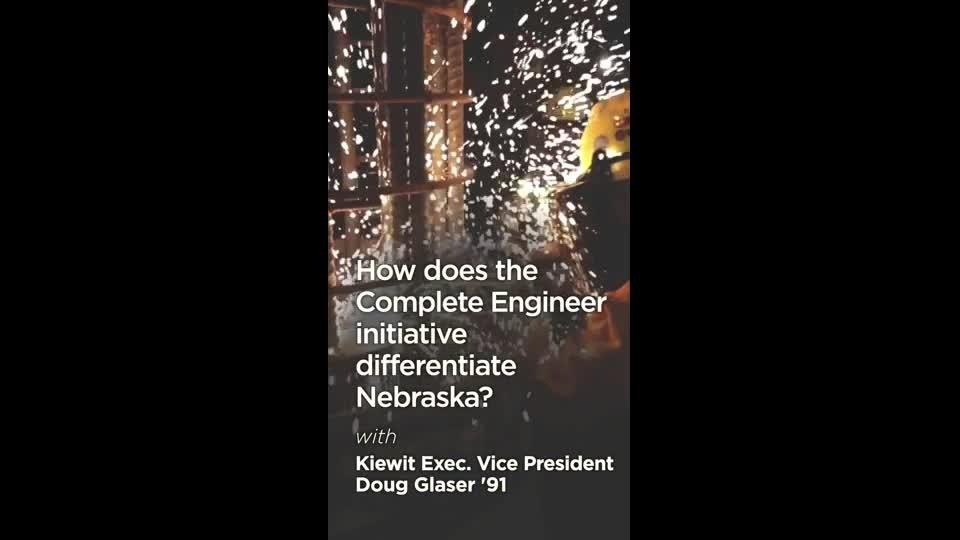 How the Complete Engineer Initiative Differentiates Nebraska