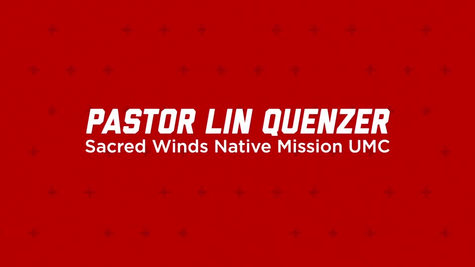 Pastor Lin Quenzer | Land Acknowledgement