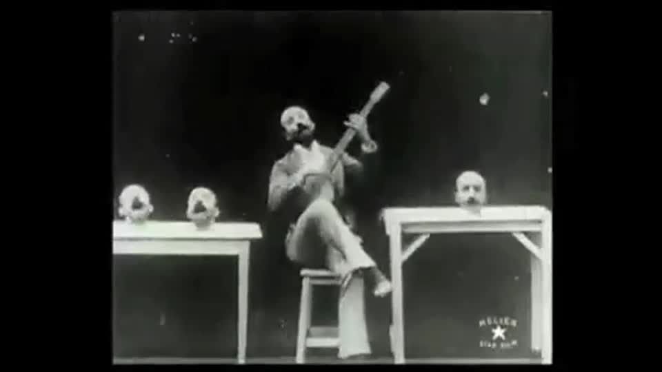 Frame By Frame: Georges Melies
