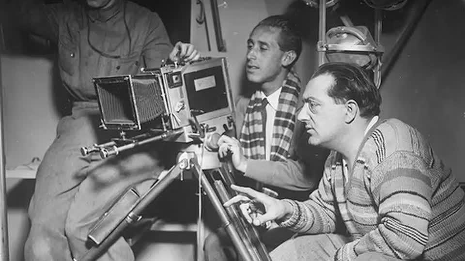 Frame By Frame: Fritz Lang