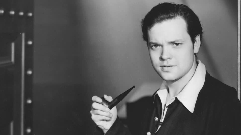 Frame By Frame - Orson Welles