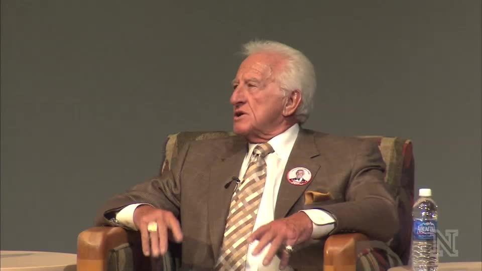 Carson Lecture 2011: Bob Uecker