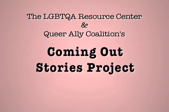 LGBTQA Coming Out Video