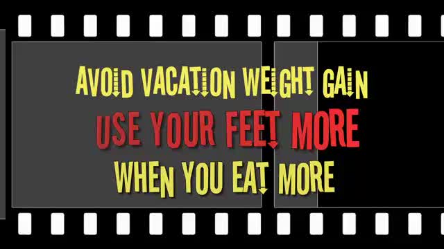 Avoid Vacation Weight Gain with these Easy Steps!