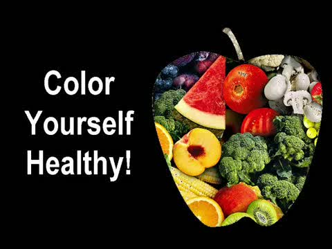Color Yourself Healthy