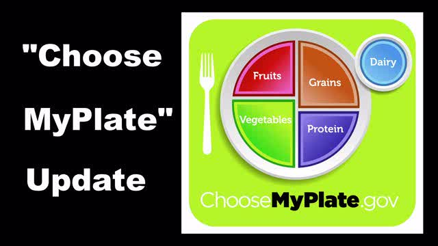 """Choose MyPlate"" Update"