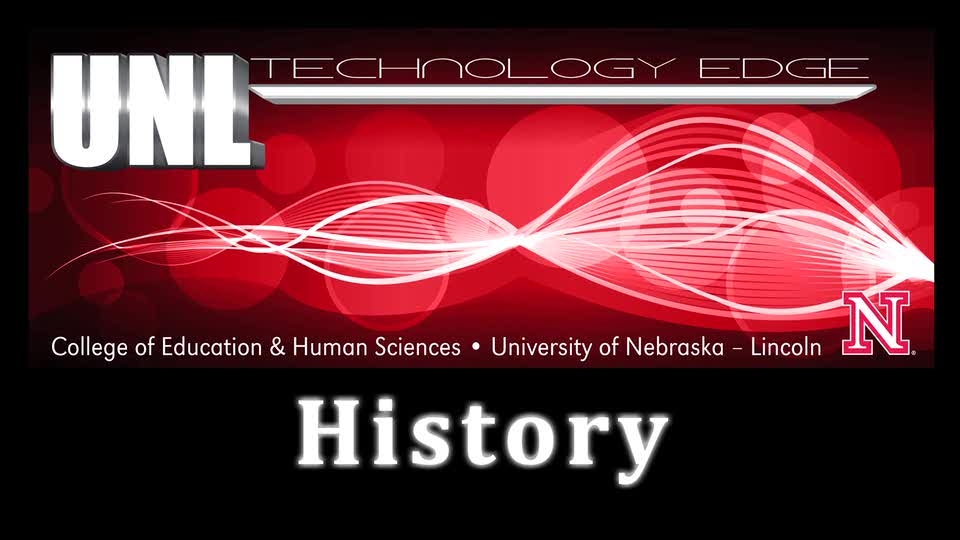 Tech Edge - Episode 9, History