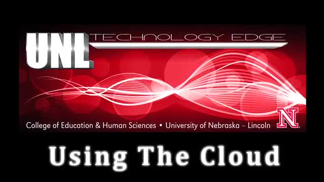 Tech Edge - Episode 12, Using the Cloud
