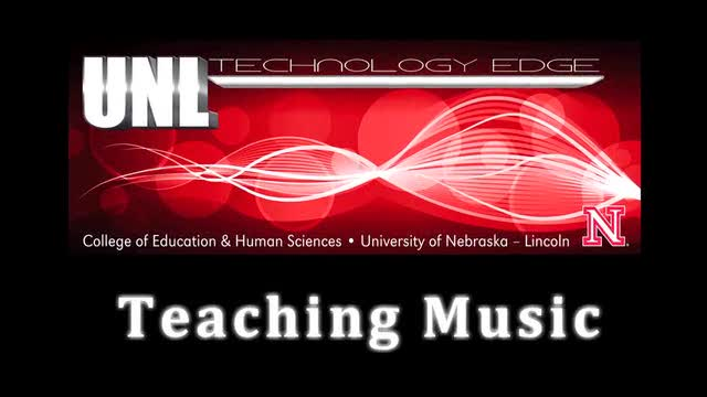 Tech Edge - Episode 16, Teaching Music
