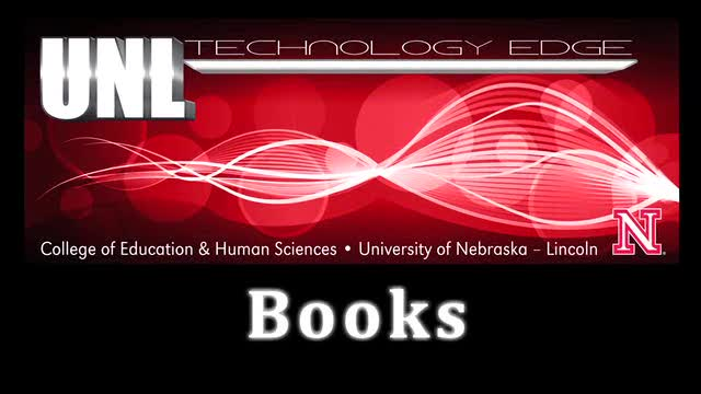 Tech Edge - Episode 17, Books